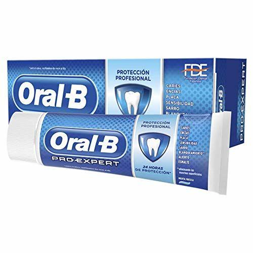 Pasta De Dientes Pro Expert Multiprotección Oral B 75ml