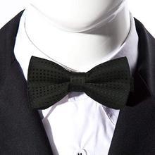 Модный Регулируемый Детский галстук-бабочка для смокинга Галстук Свадебная вечеринка Декор Детский модный формальный мятный галстук-бабочка