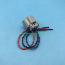 Conector fêmea do automóvel selaed do sensor de velocidade do veículo do pino 100-6189 dos pces 3 de shpping 5/10/20/50/0027 com fio ou sem