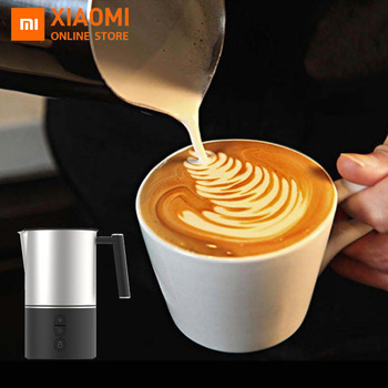 Xiaomi Scishare Automatic Electric Milk Frother Steamer Cappuccino Rechargeable Blender Travel Coffee