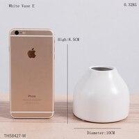White Vase E