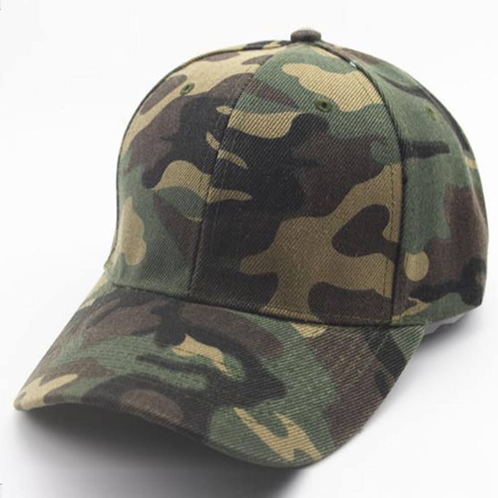 Snapback Hip Hop Hat Summer Breathable Women Men Camouflage Baseball Cap Snapback Hat Hip-Hop Adjustable Unisex Streetwear Bone