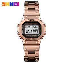 Skmei 1433 Fashion Women's Electronic Sport Watch Waterproof