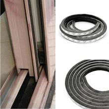 Window Rubber Seal Adhesive Strip for Doors and Windows Sealing Strip Toilet Window Glass