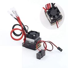 цена на 320A 7.2V-16V Bidirectional Brushed ESC Speed Controller for RC Car Truck Boat
