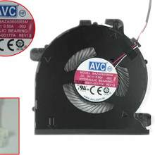 AVC BAZA0605R5M 002 DC 5V 0.50A 3-wire Server Cooling Fan