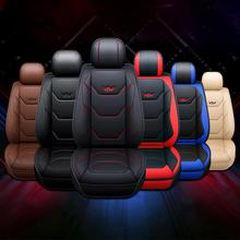 Universele Auto Seat Cover Voor Toyota Camry Sedan Corolla Rav4 Auris Prius Yalis Avensis Kluger Hilux Zitkussen Cover Protector