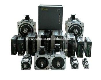 round flange planetary gear reducer 12 arcmin ratio 15 1 to 100 1 for nema34 750w ac servo motor input shaft 16mm CNC ac servo motor and drive 750w