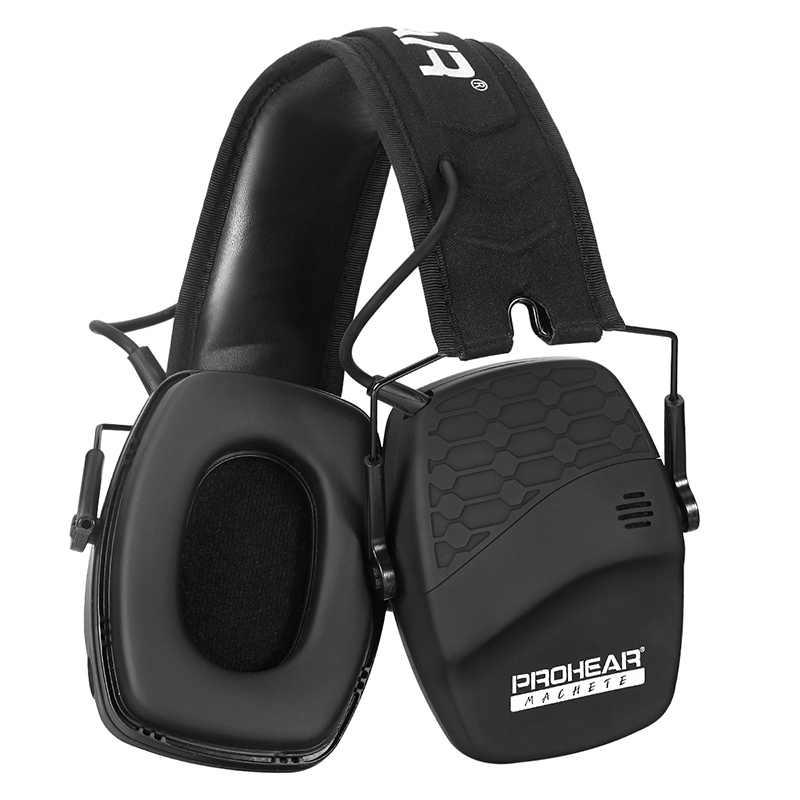 אלקטרוני Bluetooth ירי אוזן הגנת קול הגברה רעש הפחתת אוזן מופס מקצועי ציד אוזן Defender NRR