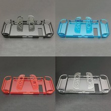 Hard PC Protection Cover For Nintend Switch NS Case Detachable Crystal Plastic Shell Console Controller Accessories