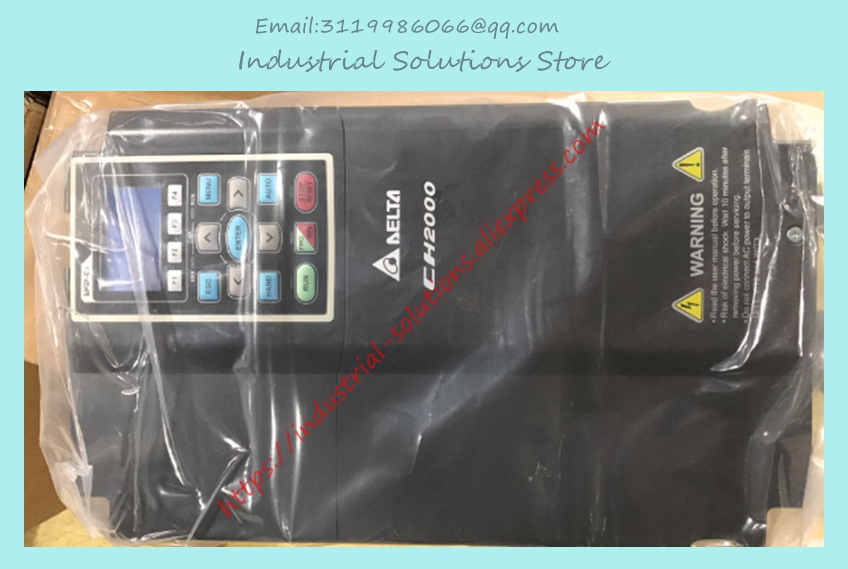 Inverter CH2000 Series VFD220CH43A-21 3 Phase 380V 22Kw 30HP 45A 600HZ New Original