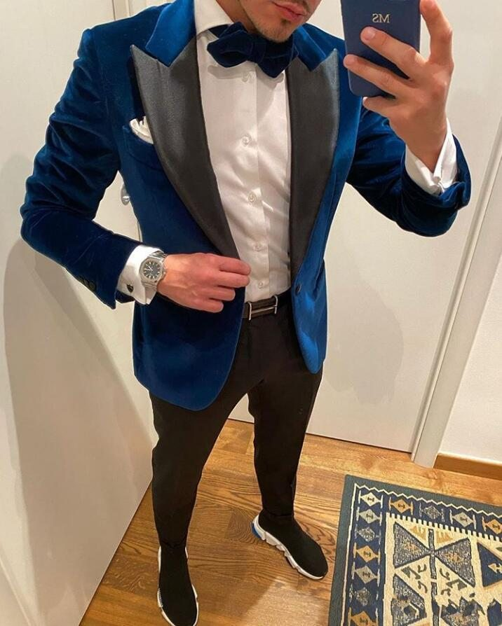 2020-New-Style-Royal-Blue-Men-Suits-Wedding-Tuxedos-Two-Piece-Jacket-Pants-Vest-Groom-Waistcoat