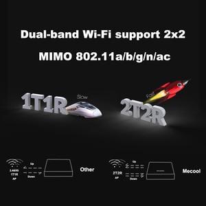 Image 2 - DVB S2 DVB T2 Smart Tv Box Android 9.0 Amlogic S905X3 2.4G 5G Wifi Tv Ontvangers Bluetooth 2Gb 16gb Set Top Box