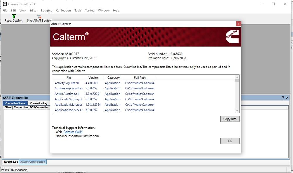 Calterm III 5.0 + MetaFiles \ Keygen