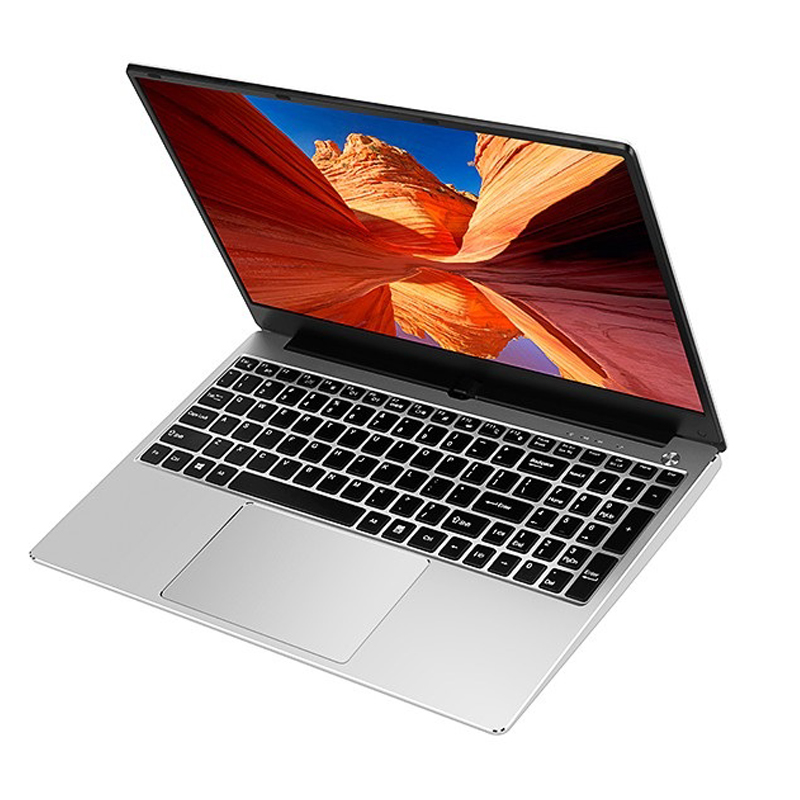 Cheap Gaming Laotop  15.6 Inch Intel Core I7 I5 8GB 1TB  SSD 128GB/256GB Windows 10 Netbooks Laptop Computer