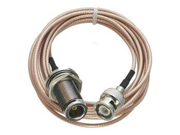 RG316 Kabel BNC Stecker auf N-buchse Jack Schott Zopf Jumper RF Koaxial 4 zoll ~ 10M