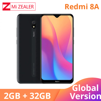 Original Global Version Xiaomi Redmi 8A 2GB RAM 32GB ROM Snapdragon 439 12MP Camera 5000mAh Battery Smartphone Octa cellhphone