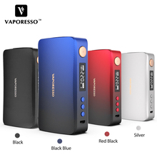 цены Original Vaporesso GEN Electronic Cigarette Box Mod 220w Vape Mod fit for 8ml SKRR-S Tank VS LUXE-S Kit Compatible 510 Atomzier