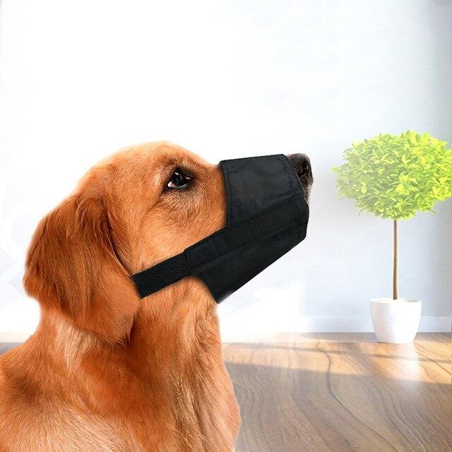 Breathable Dog Muzzle  3