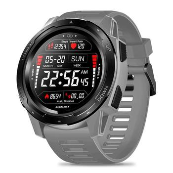 Zeblaze VIBE5 1.3 inch IPS Color Screen Greencell IP67 Waterproof Smart Watch Heart Rate Monitor BT4.0 Sports Fitness Tracker