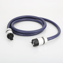 Высококачественный Мощный кабель питания eur schuko hi fi шнур