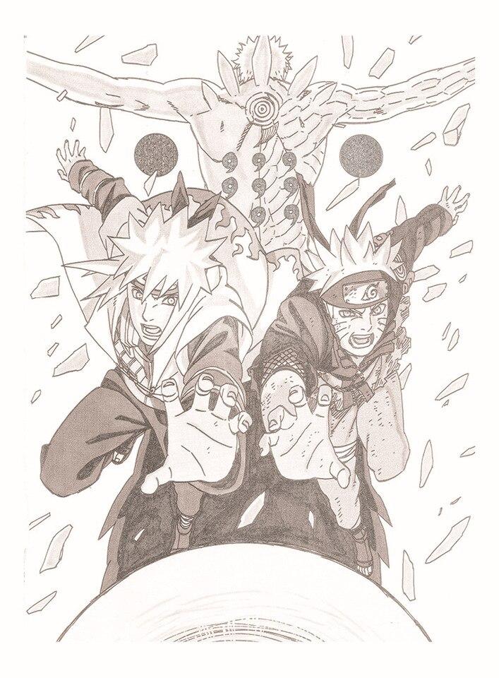 24 Pages Livre Anime Uzumaki Naruto Coloriage Livre Pour Enfants Kakashi Peinture Dessin Antistress Livres A4 Imite Copie Livre Aliexpress