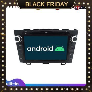 Android 9.0 8 core Car DVD CD player GPS Navigation For Honda CRV CR-V 2006-2011 Multimedia system 2 din radio Auto Stereo