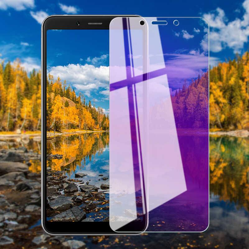 UVR Per Xiaomi Mi 6 Mix Max 2 Nota 3 4X 4 Anti-Blu Ray Temperato Protezione Dello Schermo di Vetro per Xiaomi Redmi 5 Più 5A 6 Pro 6A