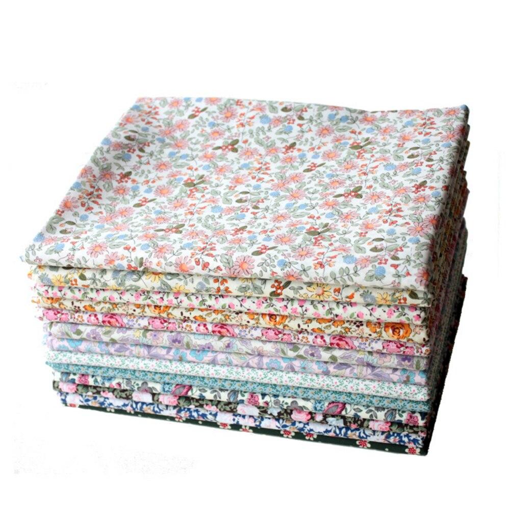 Купить 148x50 см свежая мягкая маленькая цветочная хлопчатобумажная