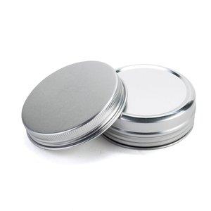 Image 4 - 100pcs x 5g 10g 15g אלומיניום עגול שפתון פח מכולות עם בורג מכסה חוט נהדר עבור תבלינים, סוכריות, תה או הענקת מתנות