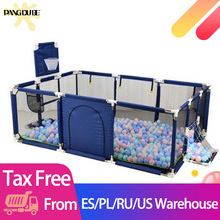 Baby Playpen Pool-Park Ball Safety-Fence Activity Kids Children for Arena