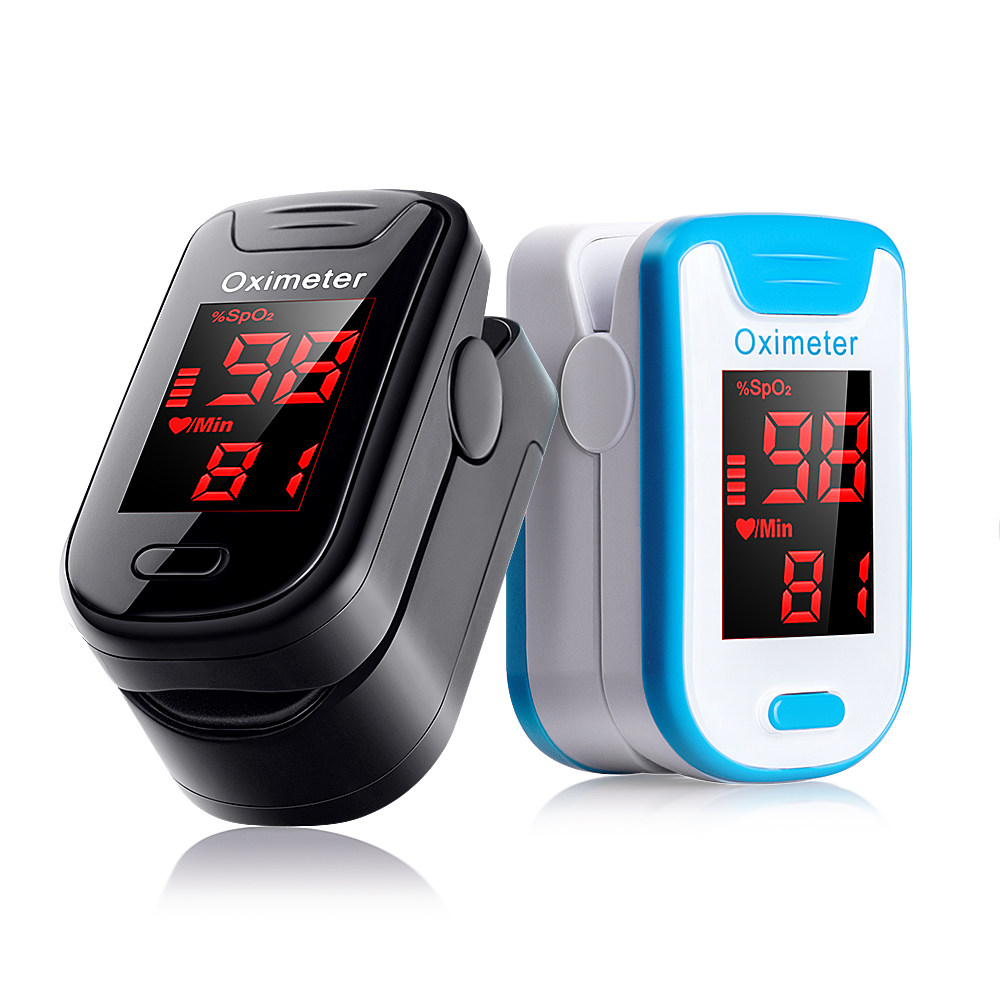 Pulse Oximeter De Dedo Pulso Oximetro пульсоксим Oxymeter Pulsioximetro Finger Medical Blood Oxygen Meter Pulse Rate LED OLED