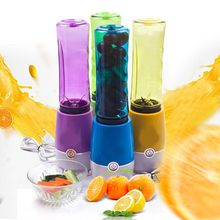 Portable Electric Fruit Juicer Home USB Rechargeable Smoothie Maker Blenders Machine Sports Bottle Juicing Cup