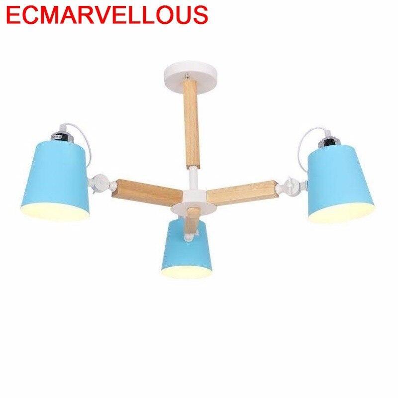 Lustre Candiles Modernos Lampara De Techo Colgante European Hanging Lamp Suspension Luminaire Luminaria Loft Pendant Light