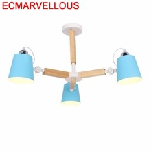 Lustre Candiles Modernos Lampara De Techo Colgante European Hanging Lamp Suspension Luminaire Luminaria Loft Pendant Light