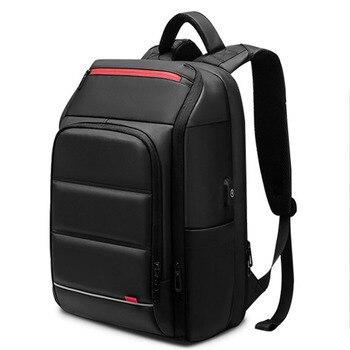 Men's waterproof 15.6 inch Laptop Backpack USB charging Casual notebook Man school sport Travel Bag pack backpack For Male 2019