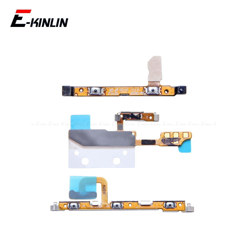 Switch Connector On Off Button Volume Button Flex Cable For Samsung Galaxy S6 Edge Note 4 5 8 9