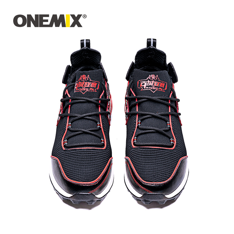 [45% OFF] ONEMIX Men Soccer Shoes Cleats Turf Football Shoes TF Hard Court Sneakers Soccer Cleats Training Boots Athletic Sport Shoes