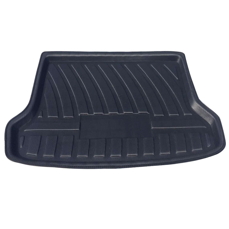 Trunk Liner For Suzuki Grand Vitara 2004-2013 Cargo Liner Tray Car Rear Trunk Cargo Mat Floor Sheet Carpet Mud Protective Pad