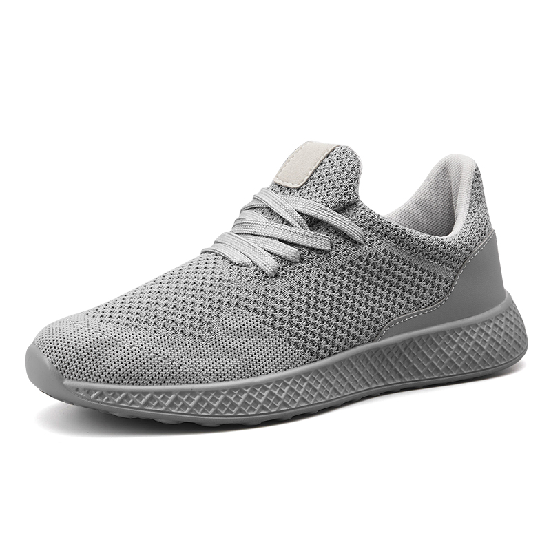 Hot Sales Men's Breathable Running Shoes 48 Comfortable Light And Cheap Men's Shoes 47 Casual Tennis Sneakers Mesh Sports Shoes