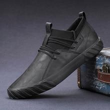 ¡Novedad de 2019! Zapatillas de deporte para hombre, cómodas, informales, a la moda, a la moda, de alta calidad, para hombre y adulto