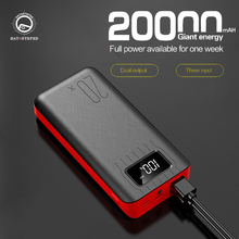 20000mAh Power Bank QC Fast Charging Type C External Battery