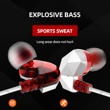 3.5mm Wired Ear Phone Earphones for In phones In-ear Stereo Hifi Headset Xiaomi auriculare