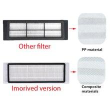 4 шт./компл. пылесос фильтрующие сетки элементов коробка часть коробки для Xiaomi Mi робот S50 S51
