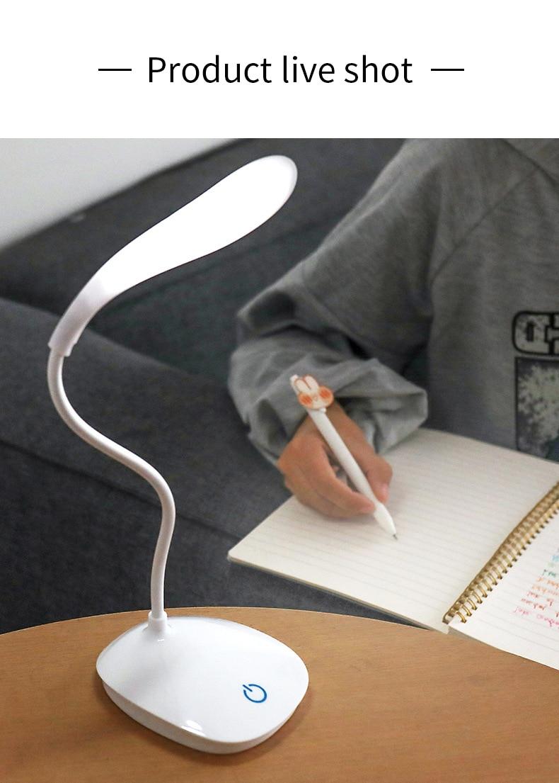carregamento dormitório estudante quarto lâmpada de cabeceira aprendizagem das crianças
