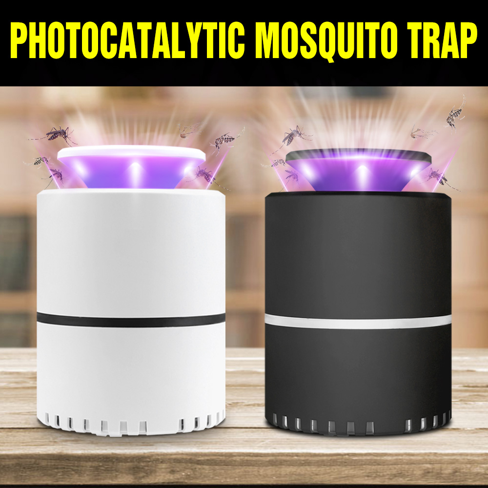 USB 5V Mosquito Killer Light Fly Killers Electric Insect Trap Lamp LED Bug Zapper UV LED Night Light Mosquito Repellent Lamp(China)