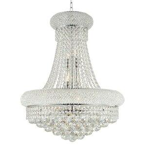 Image 5 - Phube oświetlenie imperium francuskie złoty kryształowy żyrandol chromowane żyrandole oświetlenie nowoczesne żyrandole światło + darmowa dostawa!