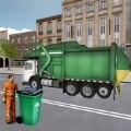 垃圾运输车驾驶模拟器游戏版
