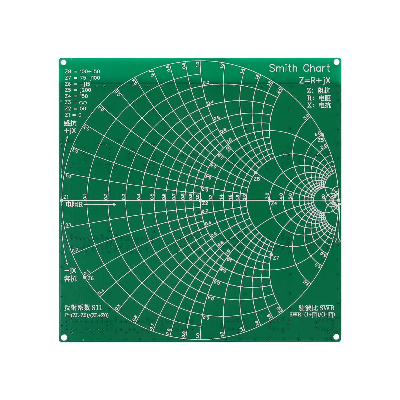 RF Demo kiti NanoVNA RF test cihazı kurulu filtre zayıflatıcı NanoVNA-F vektör ağ analizörü