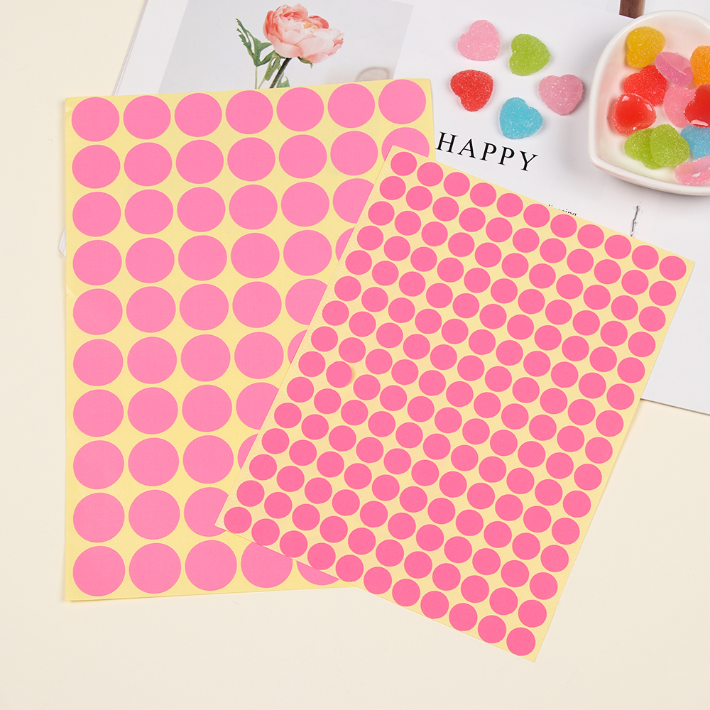 Stickers Assorted Shaped Colours Designs Diamonds Triangles Sticky Labels